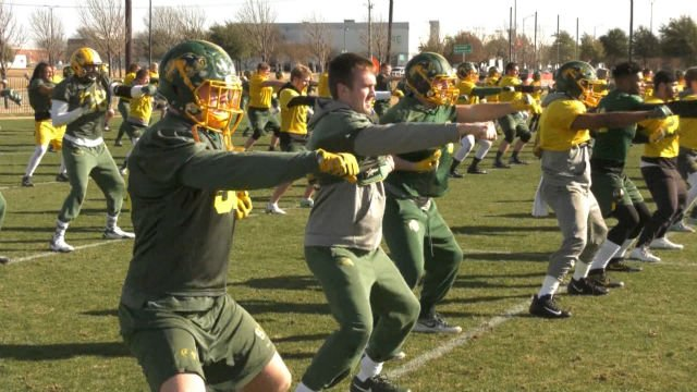 The Bison will be looking for payback, after the Dukes ended their championship run last season