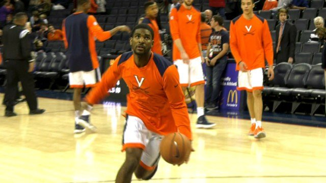 Bartley joined the Cavaliers as a walk-on, and was granted a scholarship on Wednesday night