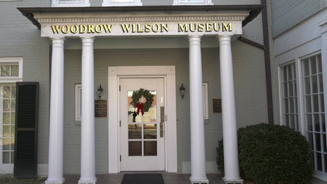 Woodrow Wilson Presidential Library and Museum