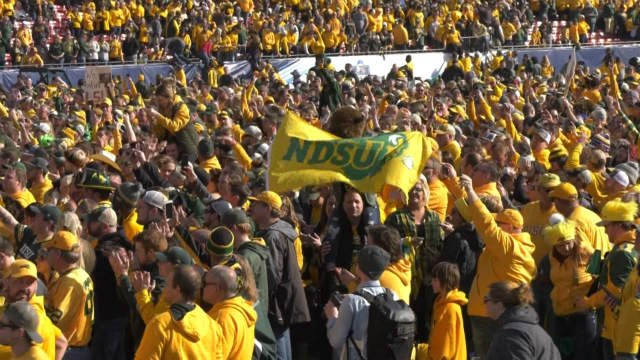 North Dakota State has won six of the last seven national championships