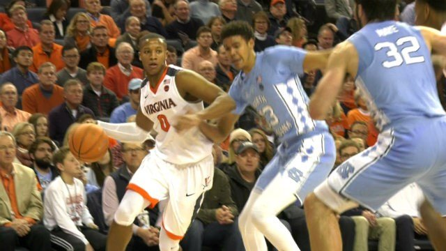 No. 3 Virginia wins 8th in row