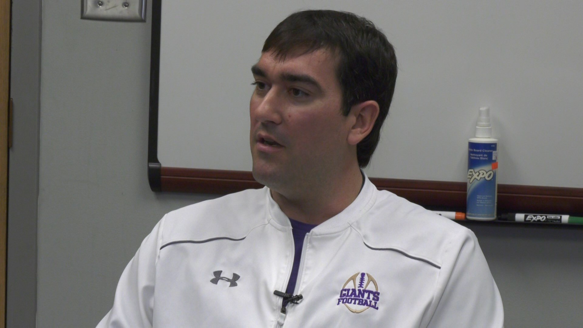 Shawn Moran is the new head football coach at Waynesboro High School