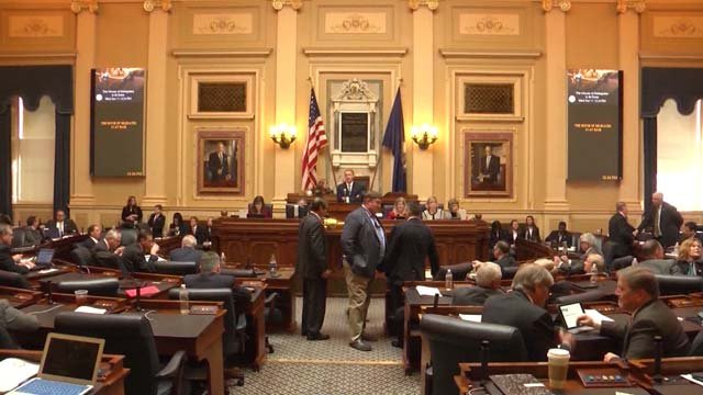 Virginia General Assembly (file photo)