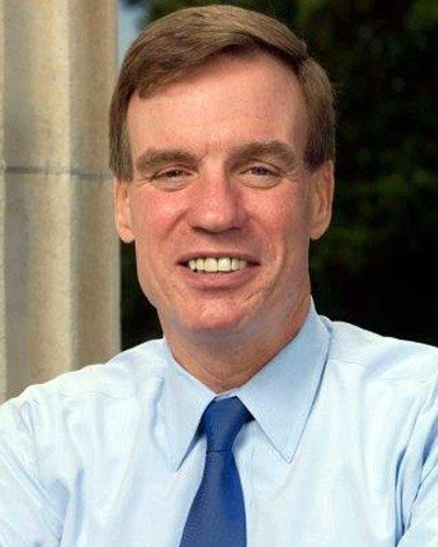 Mark R. Warner (Photo courtesy www.warner.senate.gov)