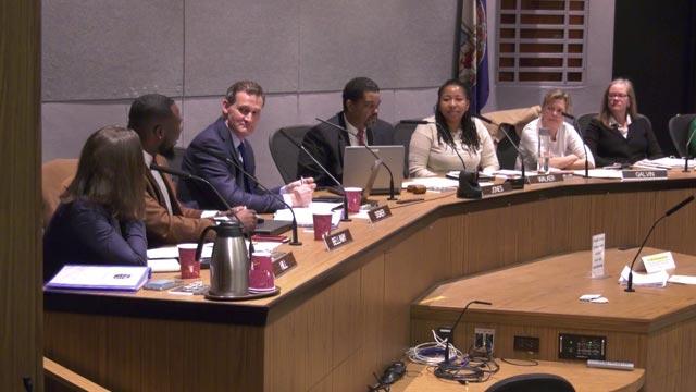 Charlottesville City Council (File Photo)