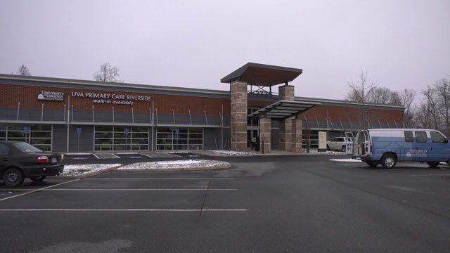 Uva Health System Opens Clinic On Route 29 In Albemarle Co Wvir