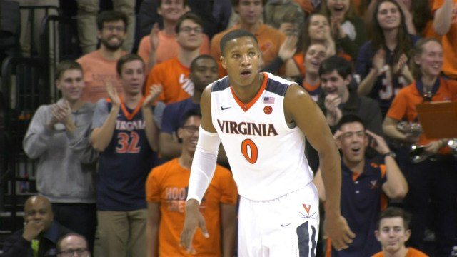 #2 Virginia wins at Georgia Tech, 64-48