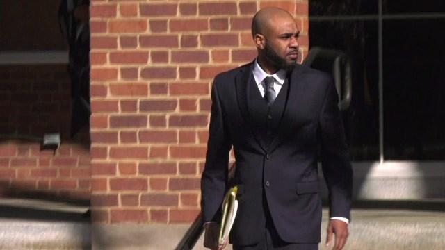 Aaron A. Johnson leaving Charlottesville Circuit Court