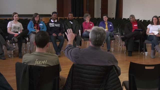 Community Resolve meeting on January 27