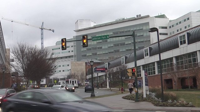 University of Virginia Medical Center (FILE IMAGE)