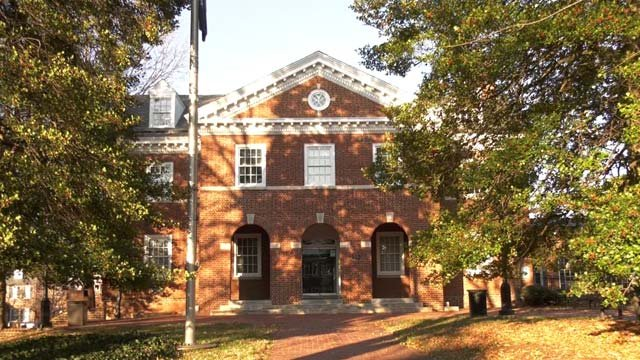Albemarle General District Court
