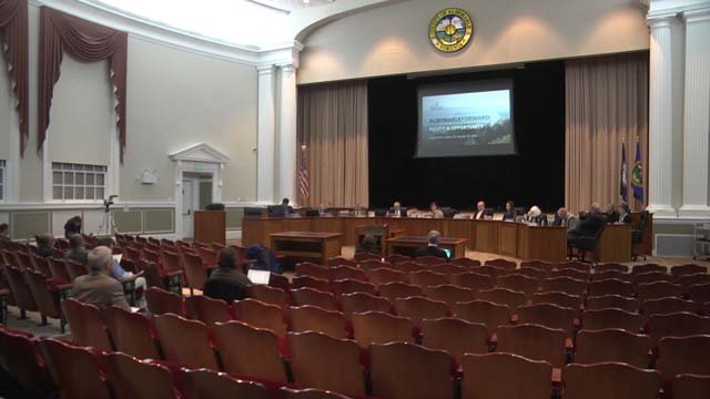 Albemarle County School Board meeting on Jan. 30