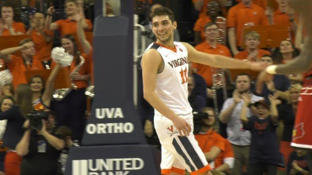 Ty Jerome scored 16 points and dished out 9 assists for UVa