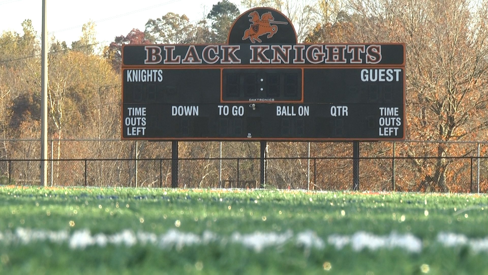 Black Knights Ready For New Field Wvir Nbc29
