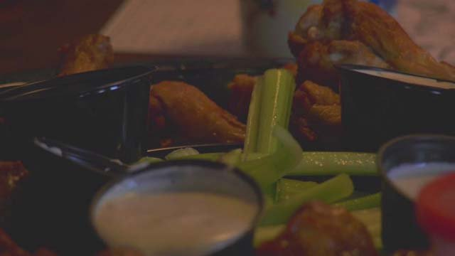 Wild Wing Cafe expects to sell lots of wings Sunday