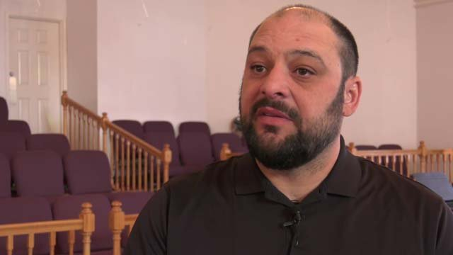 Christopher Picciolini is a former skinhead
