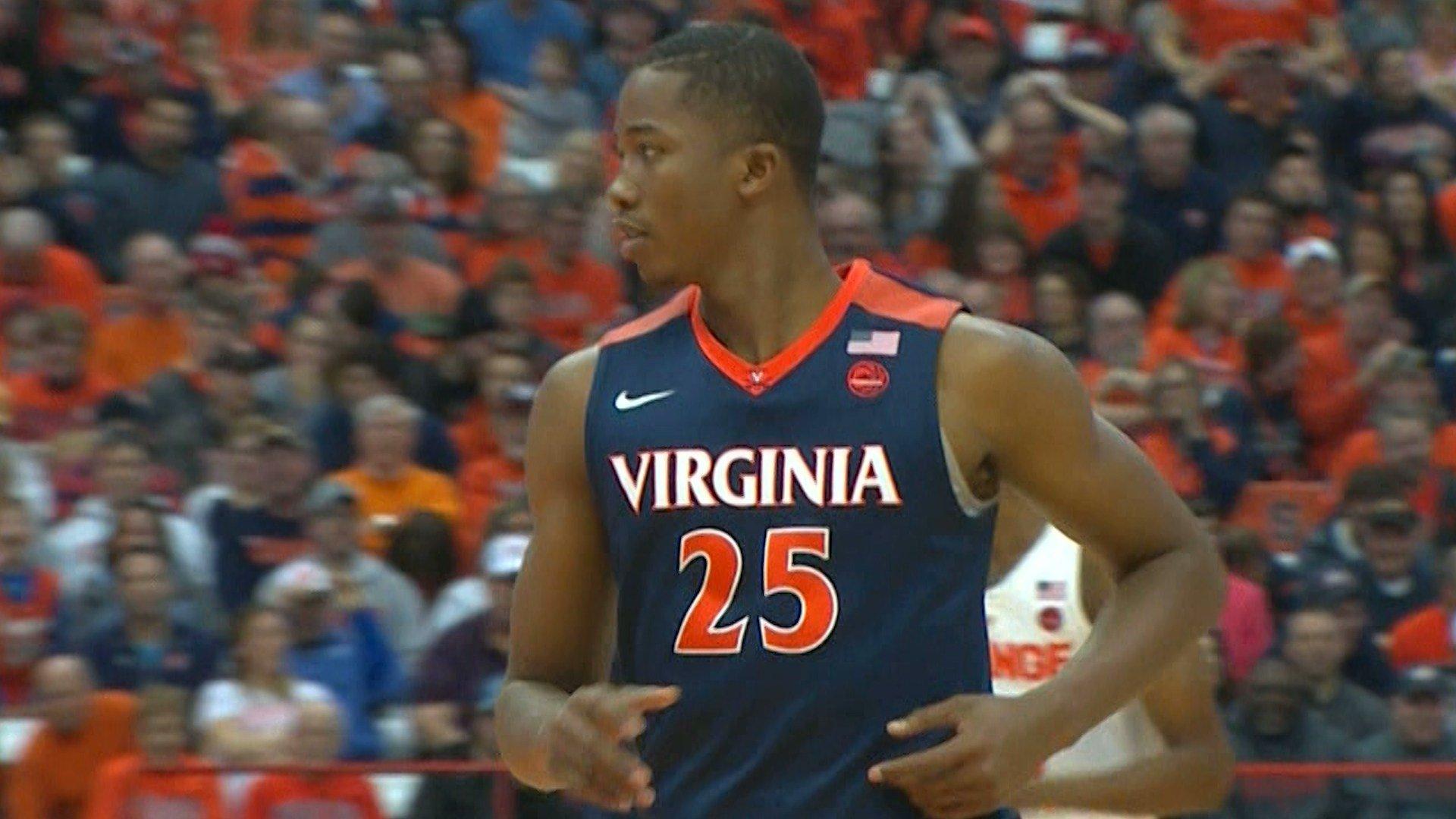 Virginia's Mamadi Diakite scored 12 points