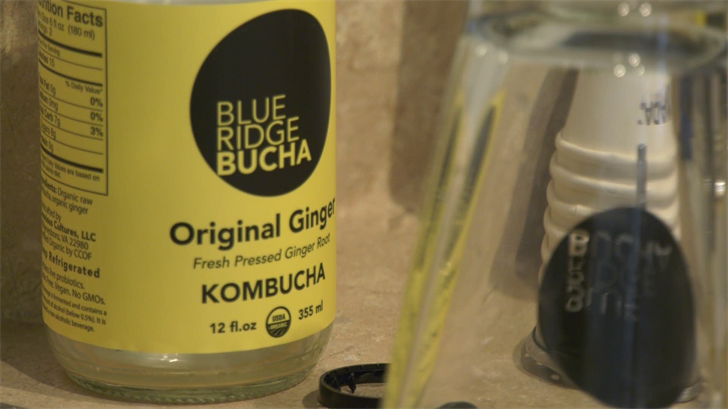 Kombucha is a fermented tea.