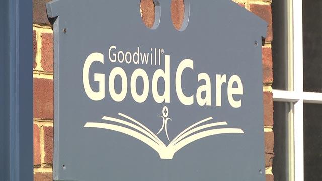 Goodwill in Staunton