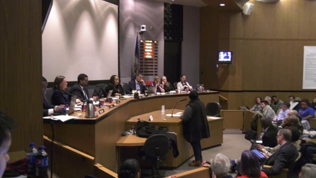Charlottesville City Council on Monday, Feb. 5