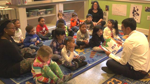 Shining Star classroom