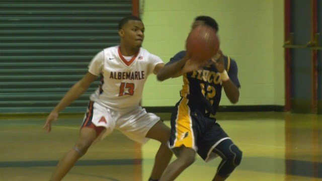 Albemarle's Cartier Key gets the steal