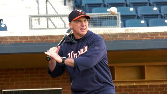 UVa head coach Brian O'Connor