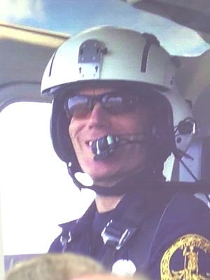 Jay Cullen, who was killed in a helicopter crash