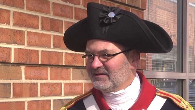 Erik Curren, a Staunton City Councilor