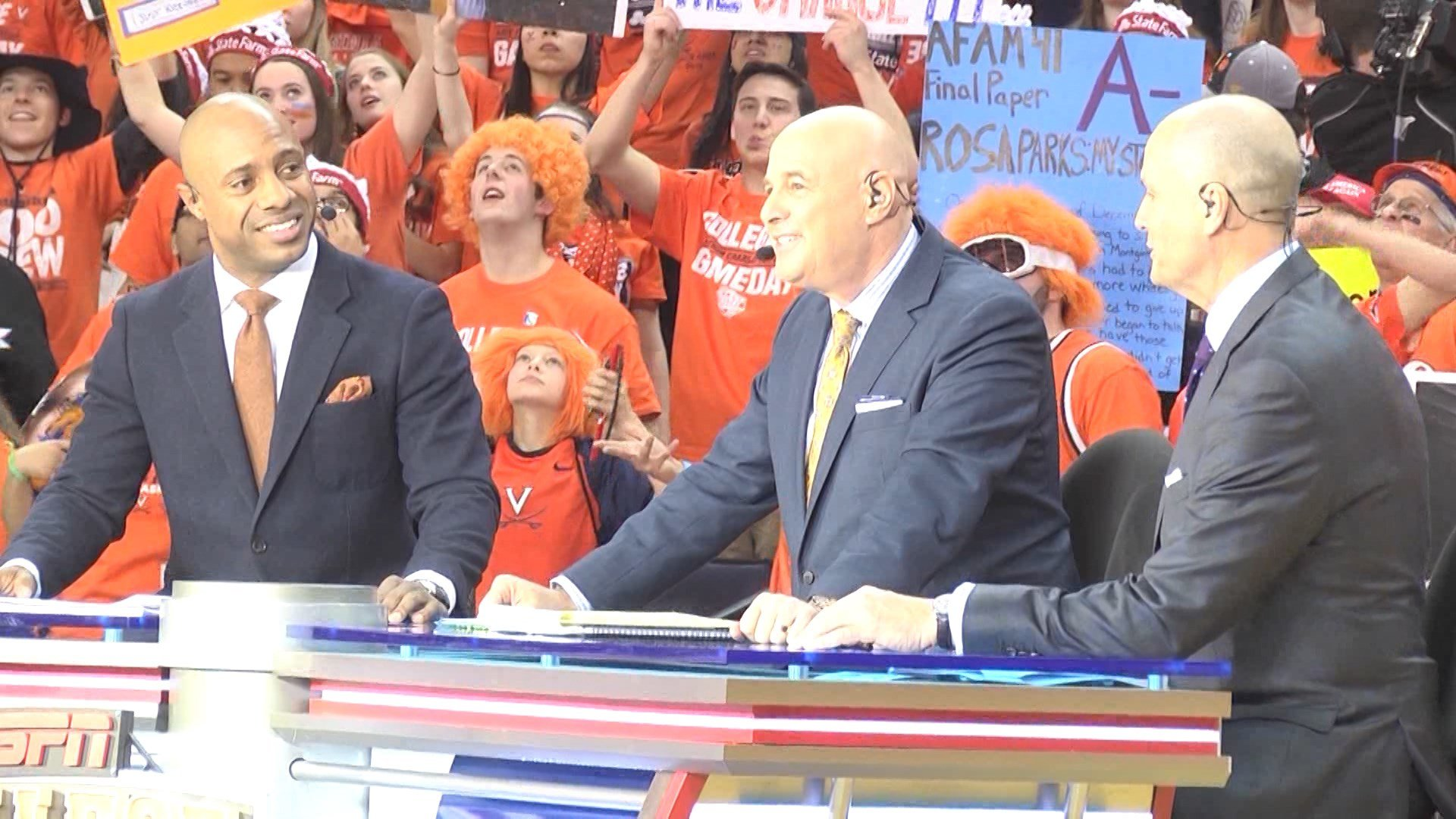 ESPN's College Gameday returns to JPJ on February 10th