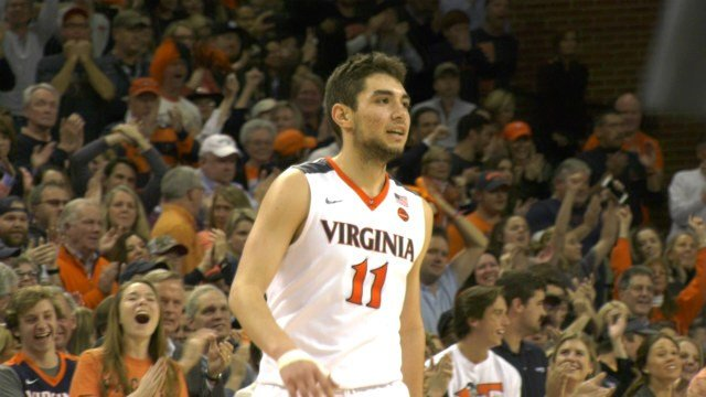 Ty Jerome had 11 points, 8 rebounds, and 4 assists for UVa