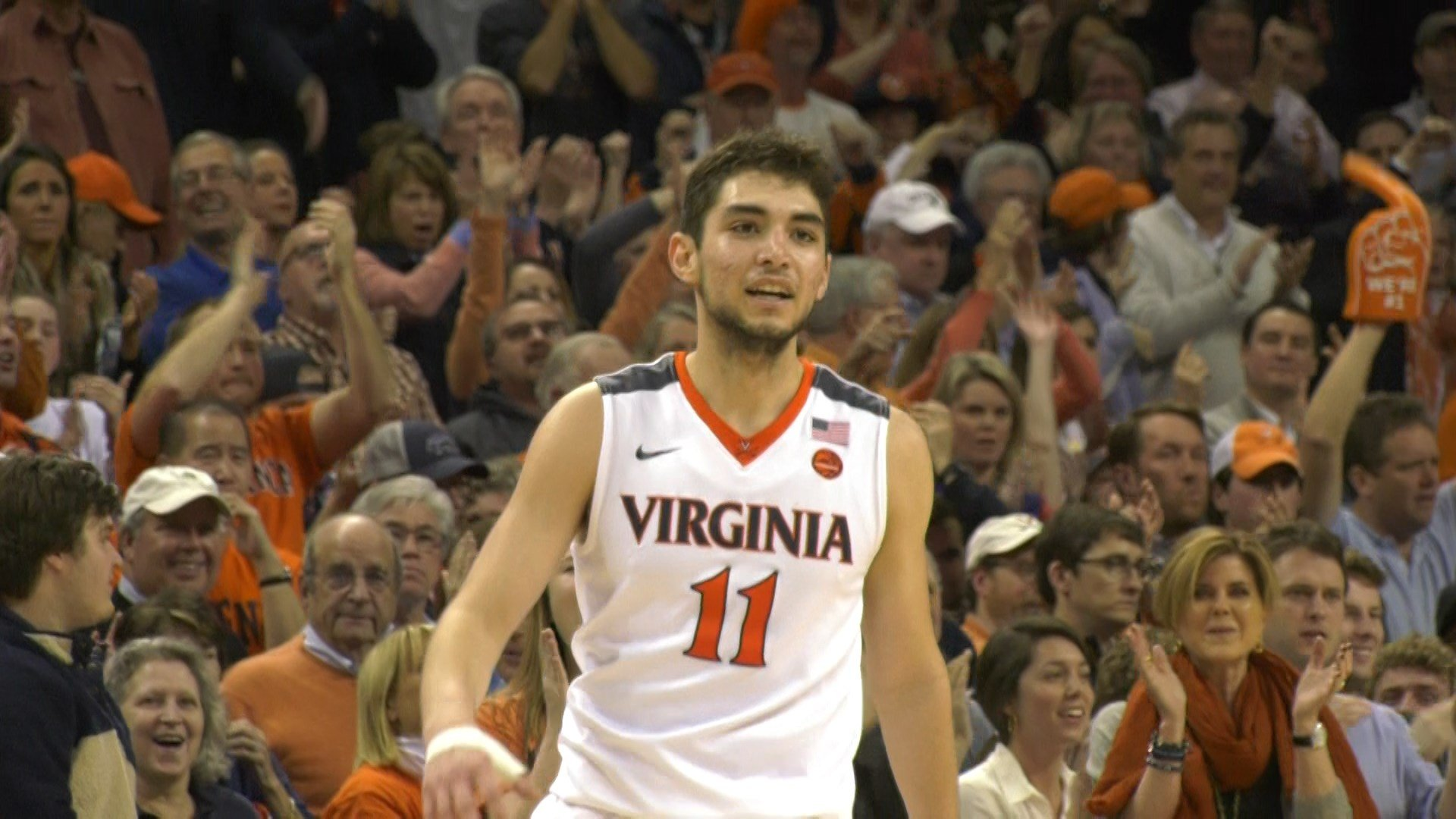 Ty Jerome went 1-of-10 from 3-point range in the loss to Virginia Tech
