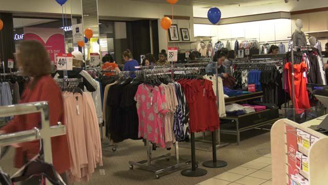 JCPenney offered deals to UVA students on Sunday