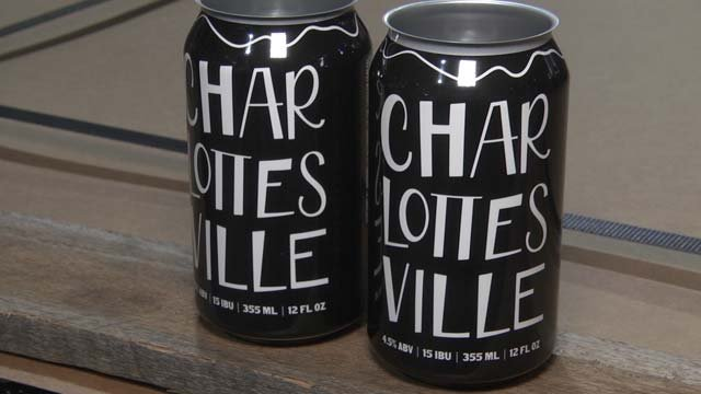 Charlottesville Ale will be on sale at Chalkfest