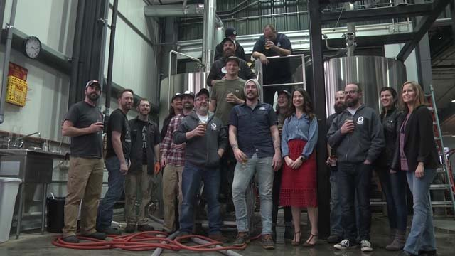 The brewers wanted to craft a signature Charlottesville drink