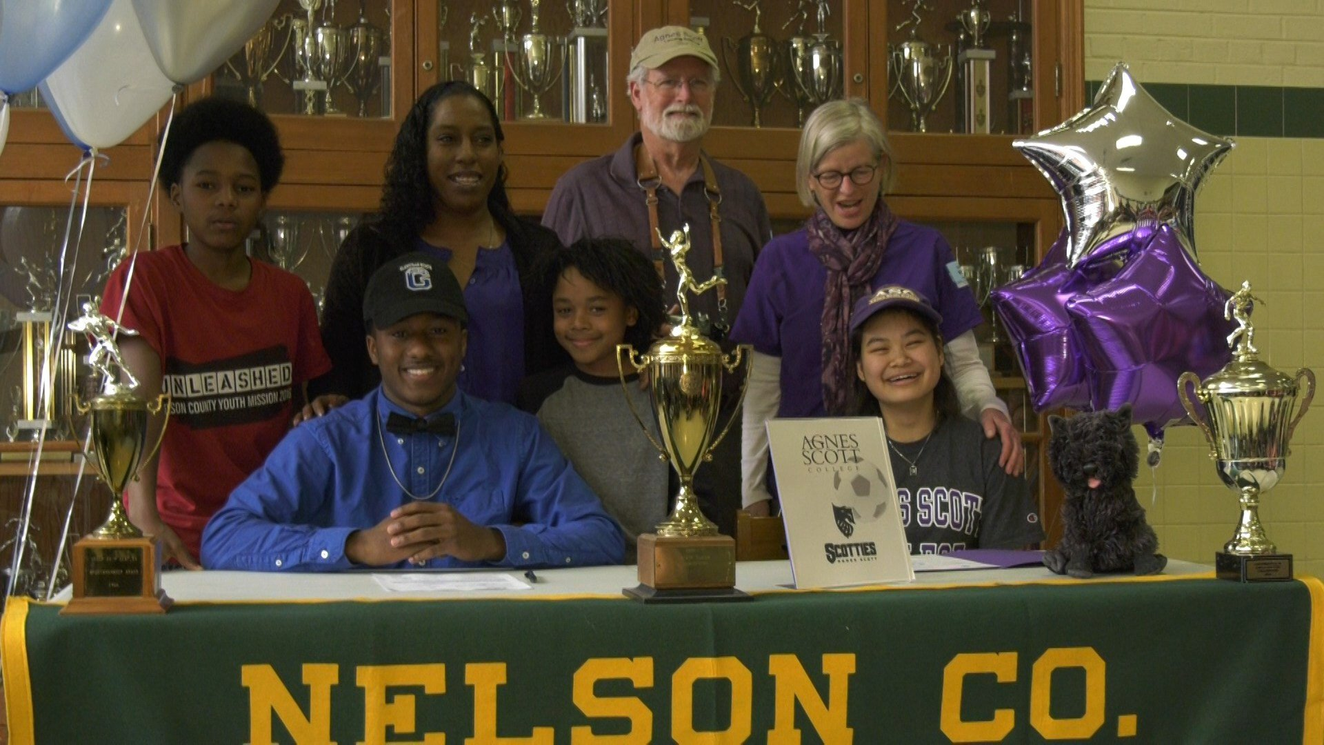 Sabina Gentry signed to play soccer at Agnes Scott