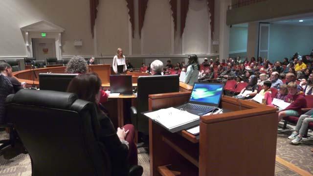 Albemarle County Public Schools' spelling bee