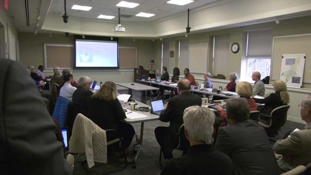 Albemarle County is trying to plan for the expanding population