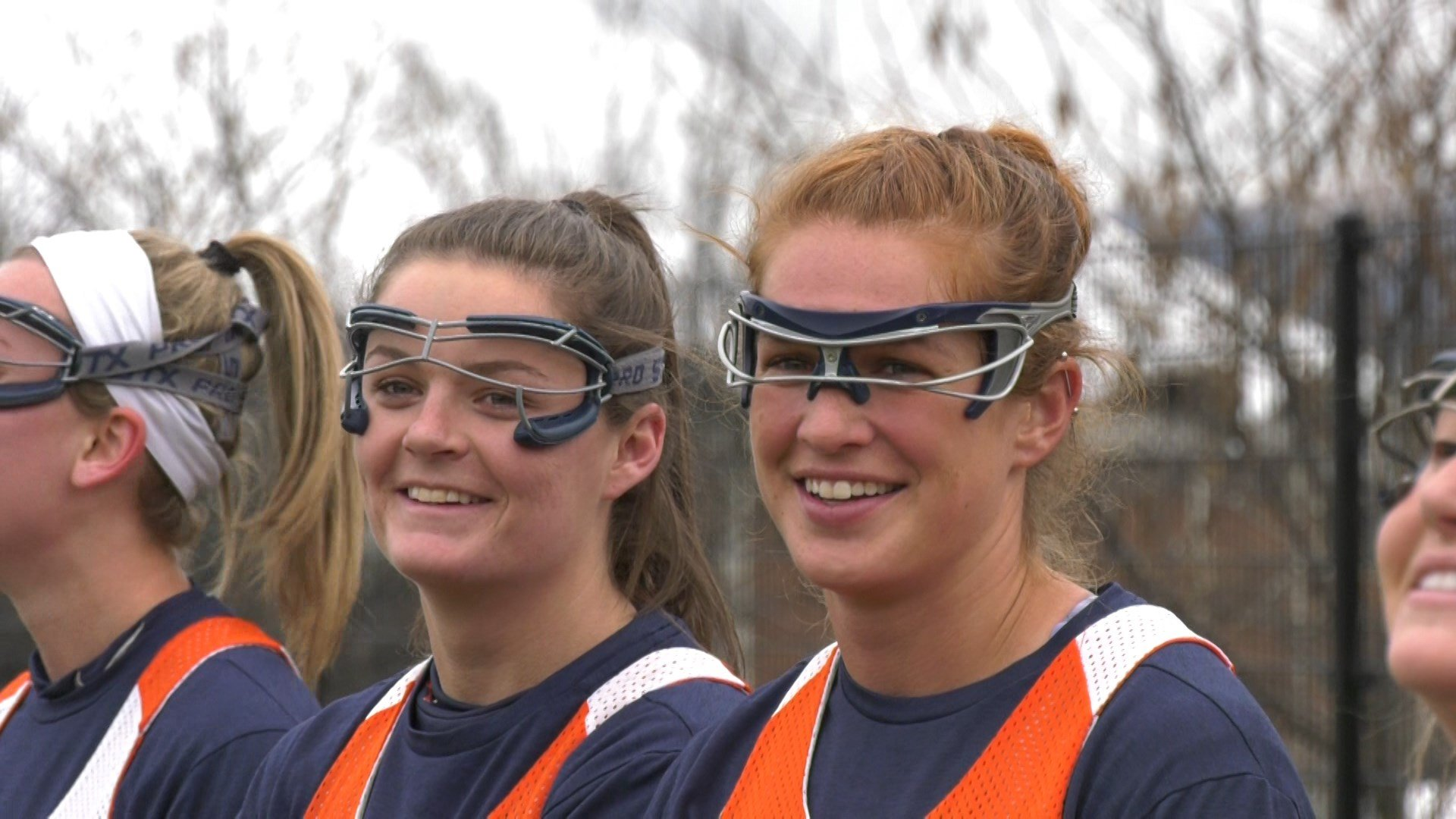Maggie Jackson (left) and Kasey Behr (right)