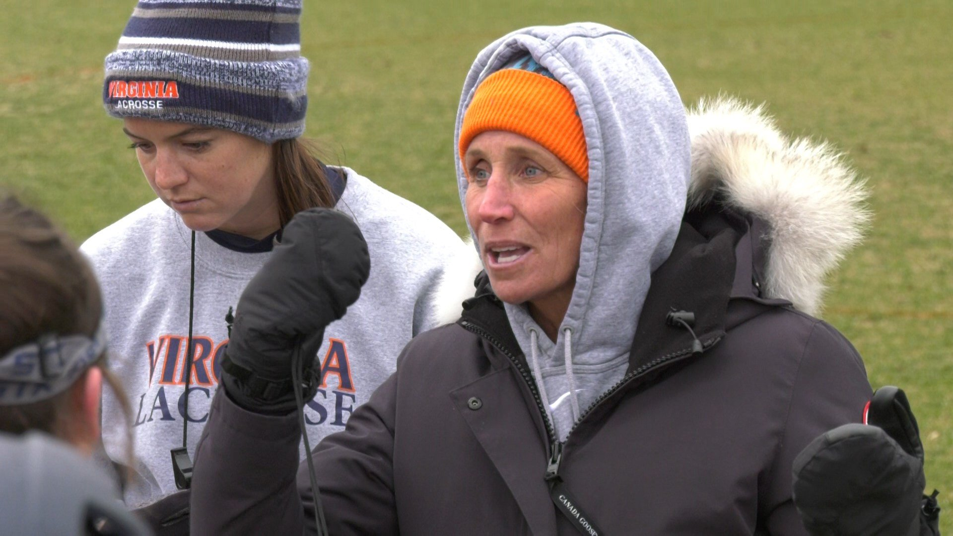 Head coach Julie Myers is entering her 23rd season at UVA