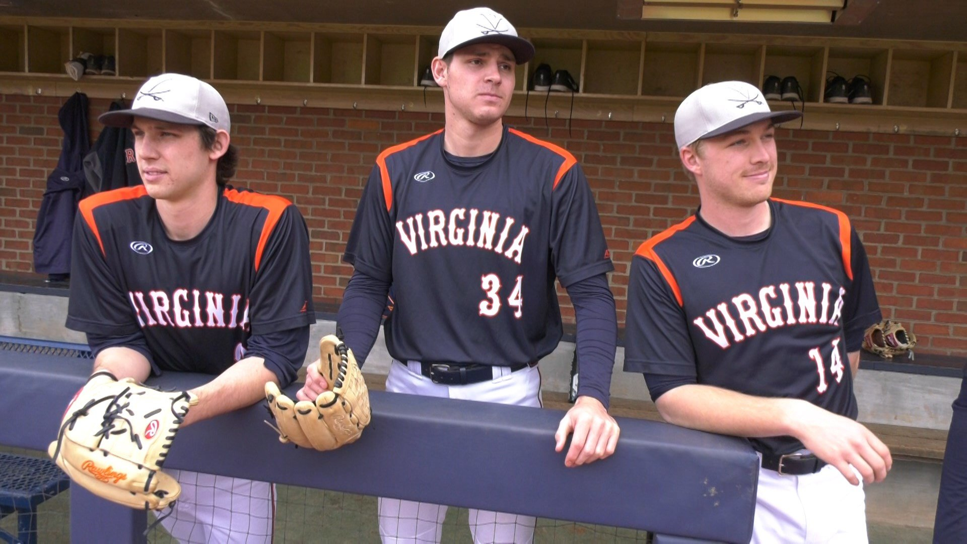 Starting Pitchers Daniel Lynch, Evan Sperling & Derek Casey