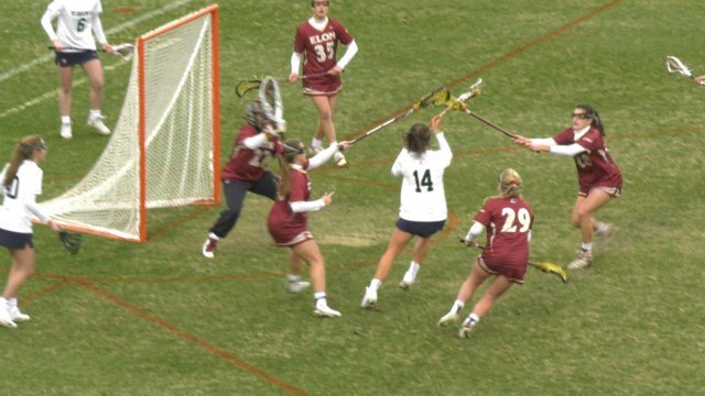 Maggie Jackson had four goals and three assists for UVa