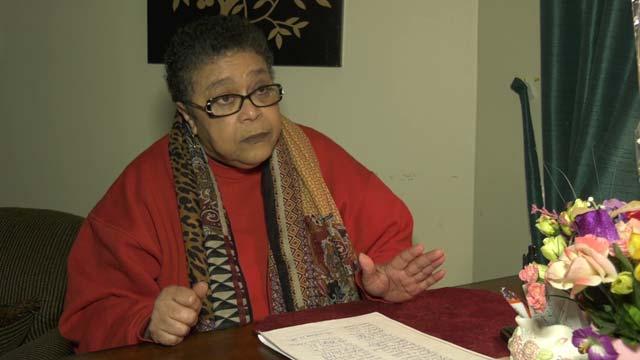 Charlottesville activist Mary Carey