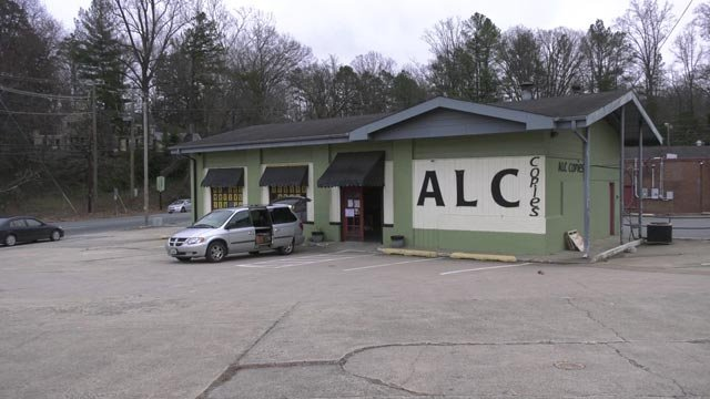 ALC Copies is moving from Barracks to Carlton Rd.