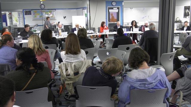 Albemarle County School Board meeting on Feb. 22