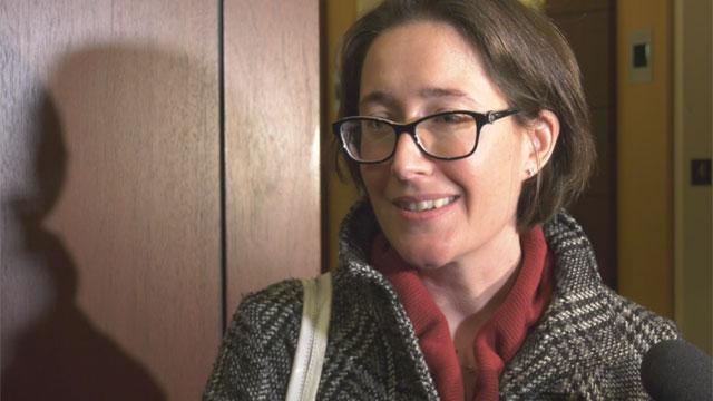 Kristen Dumont, former teacher