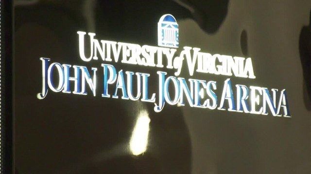 Sign for John Paul Jones Arena (FILE IMAGE)