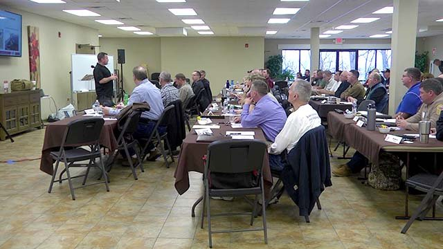 ALICE active shooter training in Fishersville