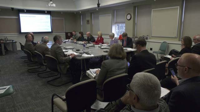 Albemarle County School Board is dealing with a budget shortfall