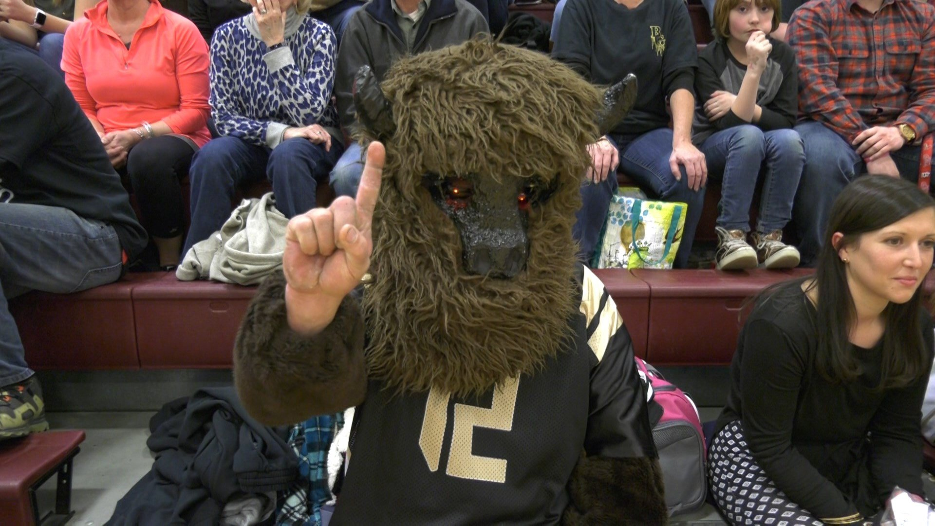Buffalo Gap girls basketball advanced to the state semifinals with a 63-41 win over Prince Edward County